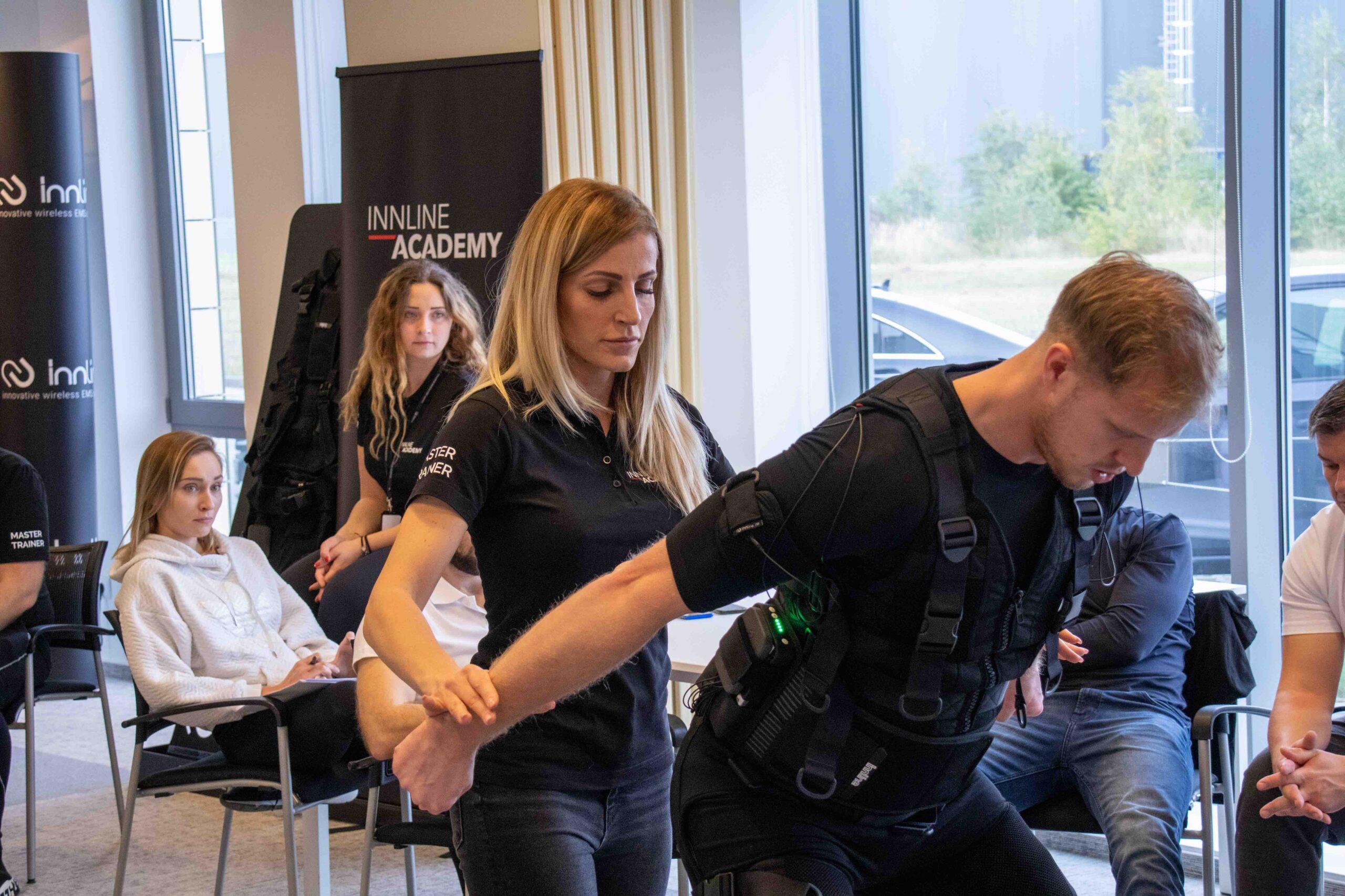 Innline EMS trainig course